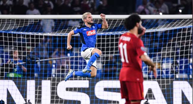 Champions League: Drama As Holders Liverpool, Chelsea Lose