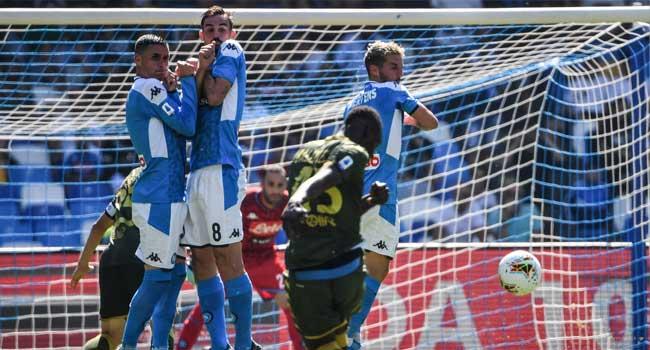 Balotelli Scores First Brescia Goal In Defeat To Napoli