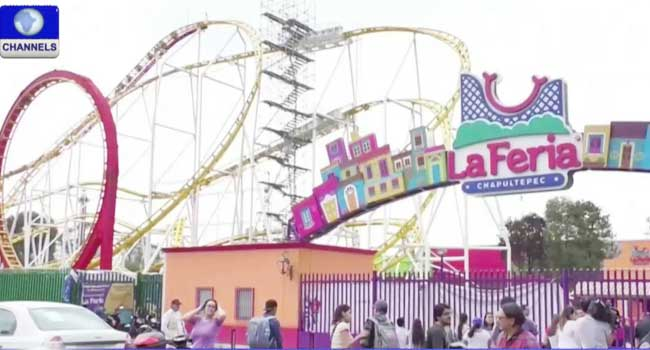 Two Killed In Mexico Roller Coaster Crash