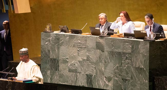 Mohammed Bande Brings 'Valuable Insights' Into UN General Assembly – Guterres