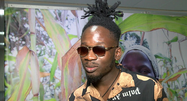 Exclusive: Mr Eazi Reacts To Zaaki Azzay's Copyright Infringement Claim