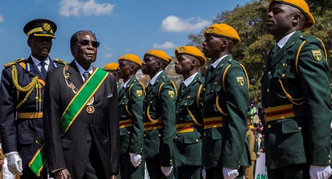 Zimbabweans 'Suffered For Too Long' Under Mugabe, Says UK