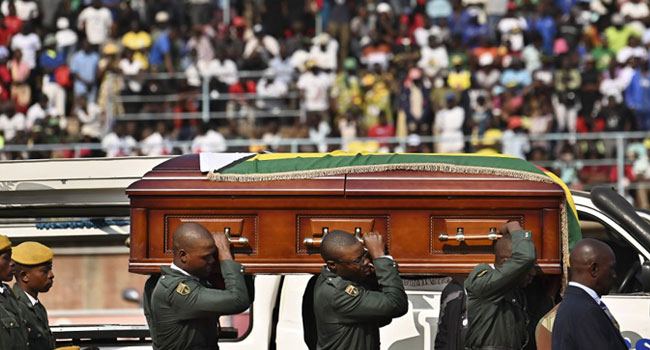 Mugabe To Be Buried Saturday At Rural Home, Says Family
