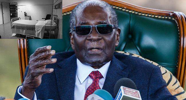 Mugabe's Body Returns To Zimbabwe For Burial