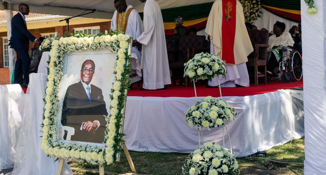 Zimbabwe's Ex-President Mugabe Finally Laid To Rest