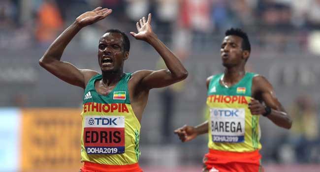 Edris Retains World 5,000 Metres Title