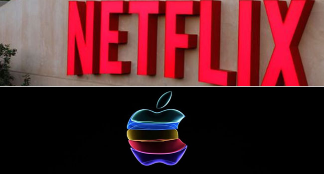 Netflix, Apple Cross Swords In Indian Streaming Market