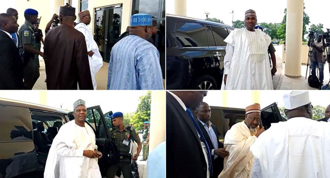 Northern Governors Meet To Chart New Course For The Region