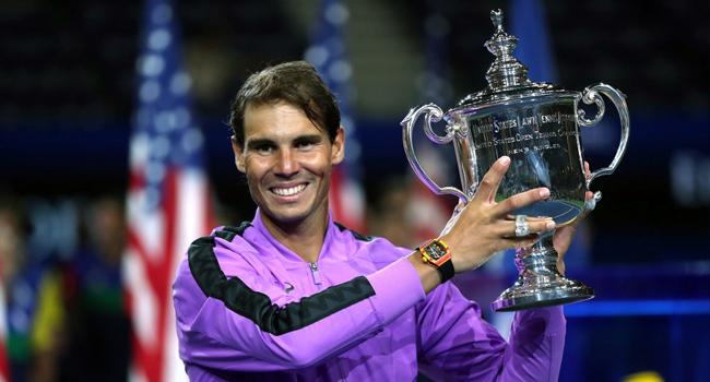 UPDATED: Nadal Wins Five-Set US Open Final Thriller, 19th Grand Slam