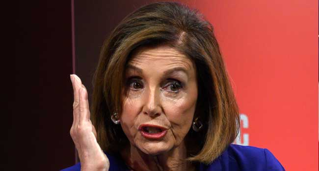 COVID-19: Unvaccinated US Lawmakers A Danger To Congress, Says Pelosi