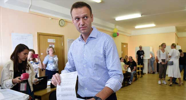 Russian Government Clamps Down On Opposition After Election Loss
