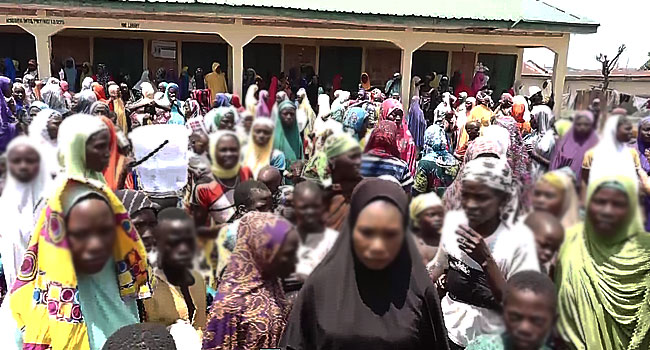 Niger IDPs Reject Government's Relief Materials