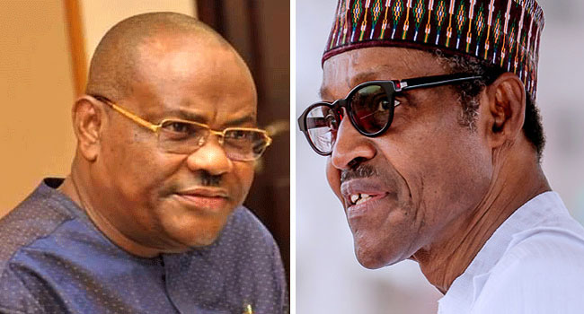 Buhari Is Not Doing Well, But He Won In Court – Wike