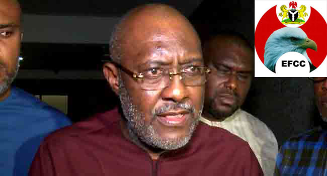 Court To Hear Metuh's Application Against EFCC Spokesperson October 7