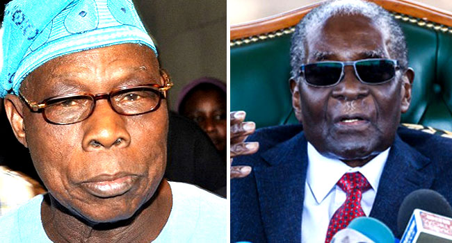 Mugabe, One Of Africa's Greatest Freedom Fighters – Obasanjo