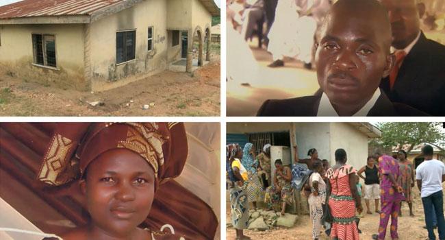 Man Allegedly Sets Wife Ablaze In Ondo