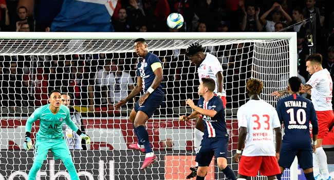 PSG Suffer Shock Home Defeat To Reims