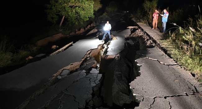 Earthquake Kills 19, Injures Dozens In Pakistan