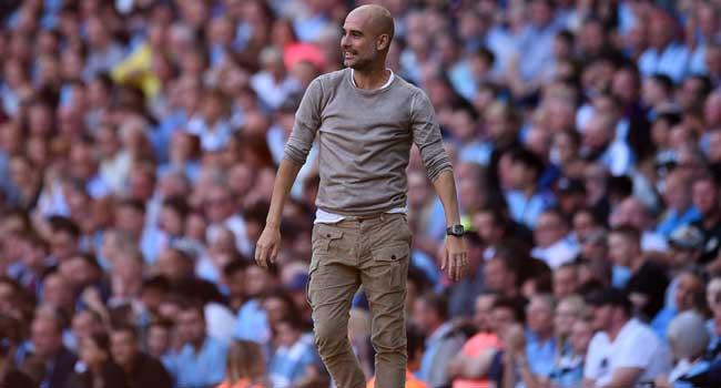 Guardiola Salutes 'Ruthless' Man City After Eight-Goal Blitz