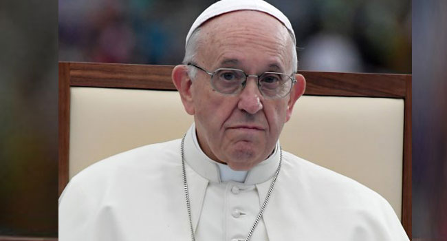 Pope Calls For Dialogue In Lebanon Following Protests