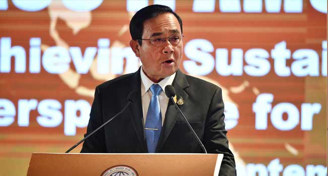 Thai PM Under Fire For Omitting Oath During Inauguration