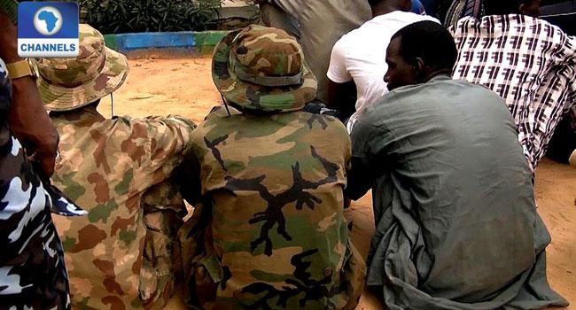 Police Arrest 100 Suspects In Kano Raid
