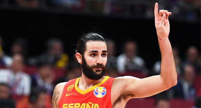 FIBA World Cup: We Made History, MVP Rubio Revels Moment