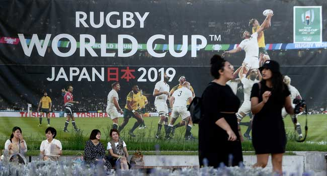 Japan Embrace Rugby World Cup Pressure