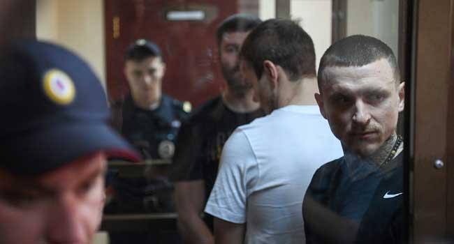 Russian Footballers Jailed Over Drunken Assault Regain Freedom