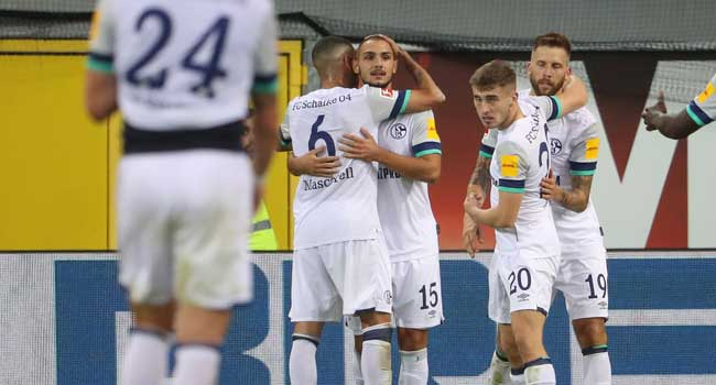 Schalke Thrash Paderborn As Freiburg Overtake Hoffenheim In Bundesliga