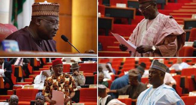 Senate Mandates Finance Committee To Scrutinise MTEF, FSP