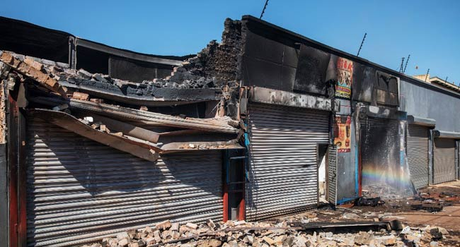 One Killed, Five Wounded In Fresh Johannesburg Xenophobic Violence