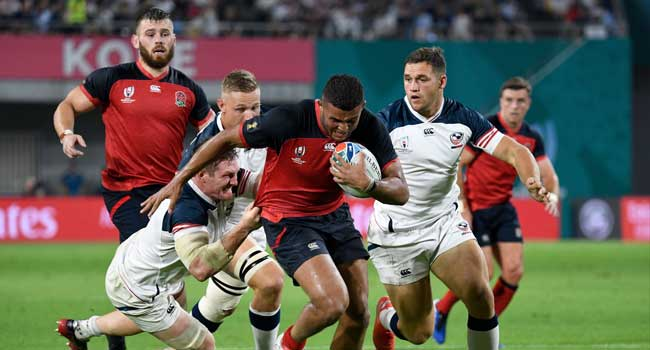 USA Rugby Coach Slams Team After England Rout