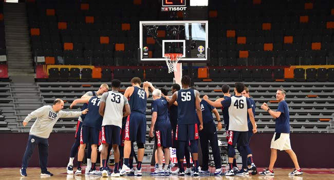 FIBA World Cup: US Suffer Shock Defeat To France