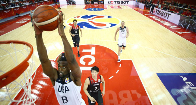 Asia, Africa Out Of FIBA World Cup At First Hurdle