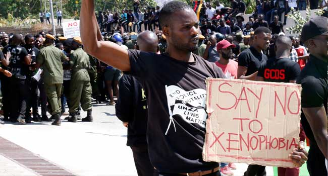 Xenophobia: South Africans Attack Nigerians Again