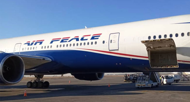 Court Jails Passenger For Smoking On-Board Air Peace Plane