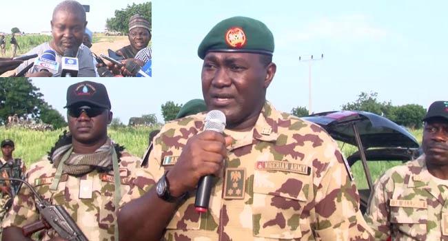 Army Arrests Chikwedum, Alleged Boko Haram Logistics Supplier