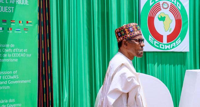 We Must Win The Fight Against Terrorism, Buhari Tells ECOWAS Leaders
