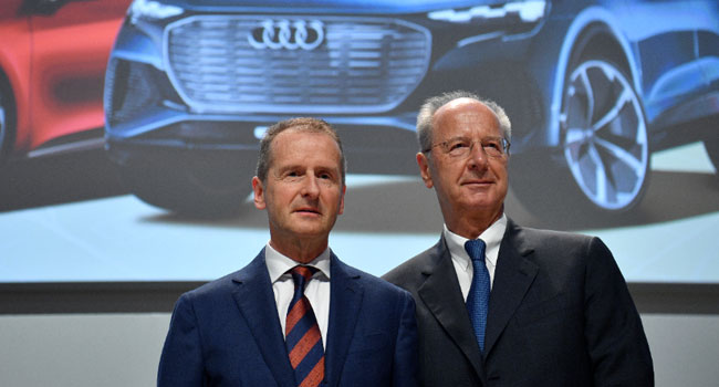 German Prosecutors Charge Current And Ex-VW CEOs With 'Market Manipulation'