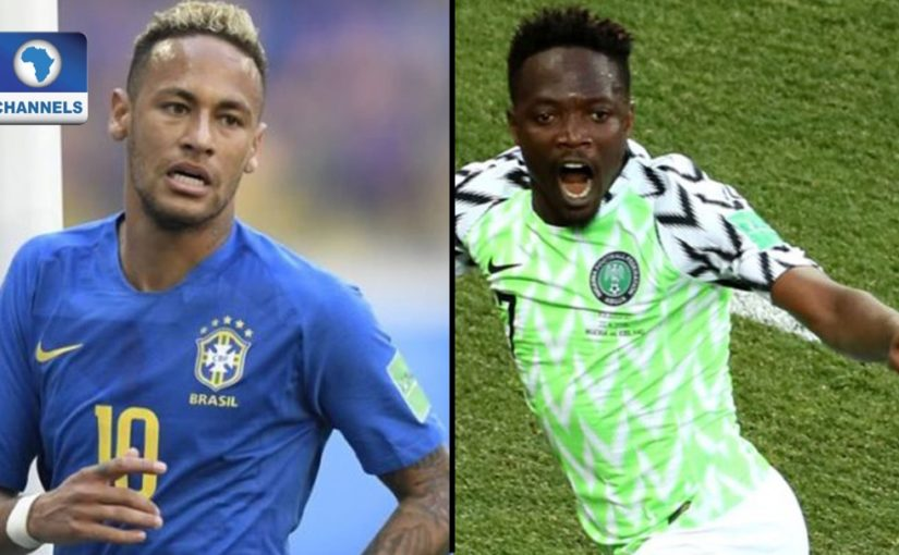 Brazil Names Strong Squad For Super Eagles Friendly
