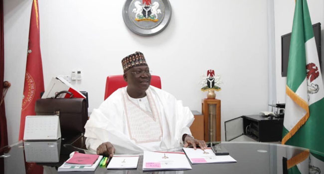 Lawan Meets With Officials Over Insecurity In FCT