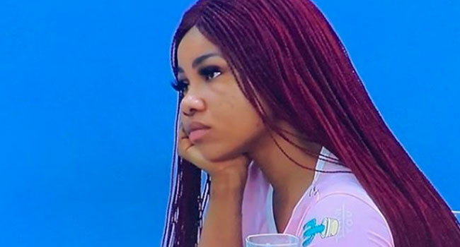 #BBNaija: I Know I Need To Work On My Emotional Health, Tacha Apologises
