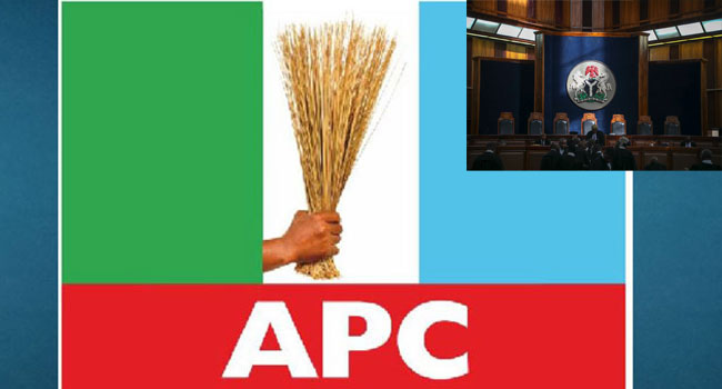 2019 Presidential Election: APC Hails Dismissal Of PDP's Appeal By Supreme Court
