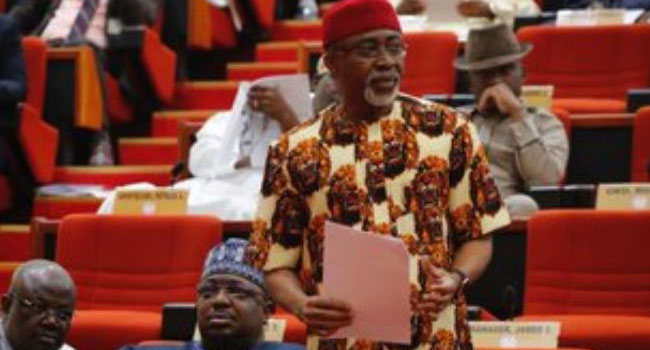 The Wicked People In Nigeria Do Not Die – Senator Abaribe