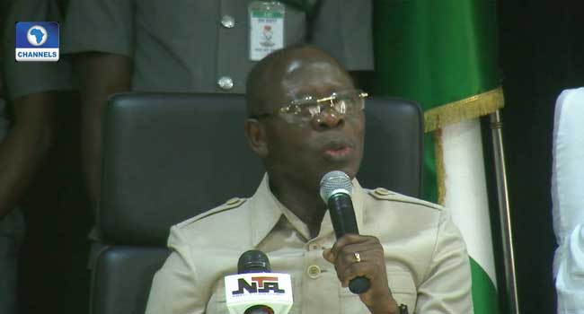 Border Closure: There Is Organised Pressure To Blackmail FG – Oshiomhole