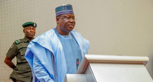 Amendment Of Production Sharing Contract Bill Will Generate More Revenue, Says Lawan