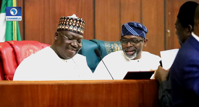 NASS To Pass 2020 Budget 'Before End Of This Year', Says Lawan