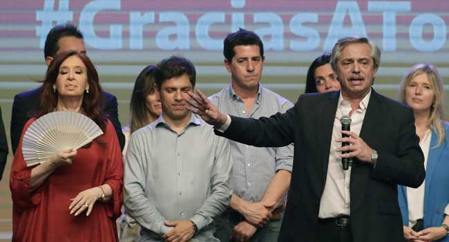 Argentina Is In 'Virtual Default' Says President