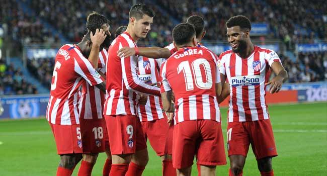 La Liga: Morata Scores As Atletico Hold Alaves To Draw